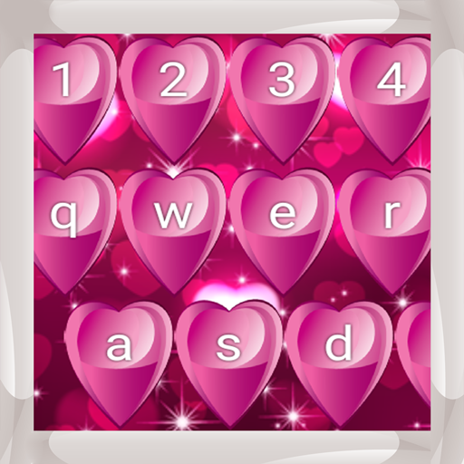 Pink Mobile Themes (Pink Love Keyboards)