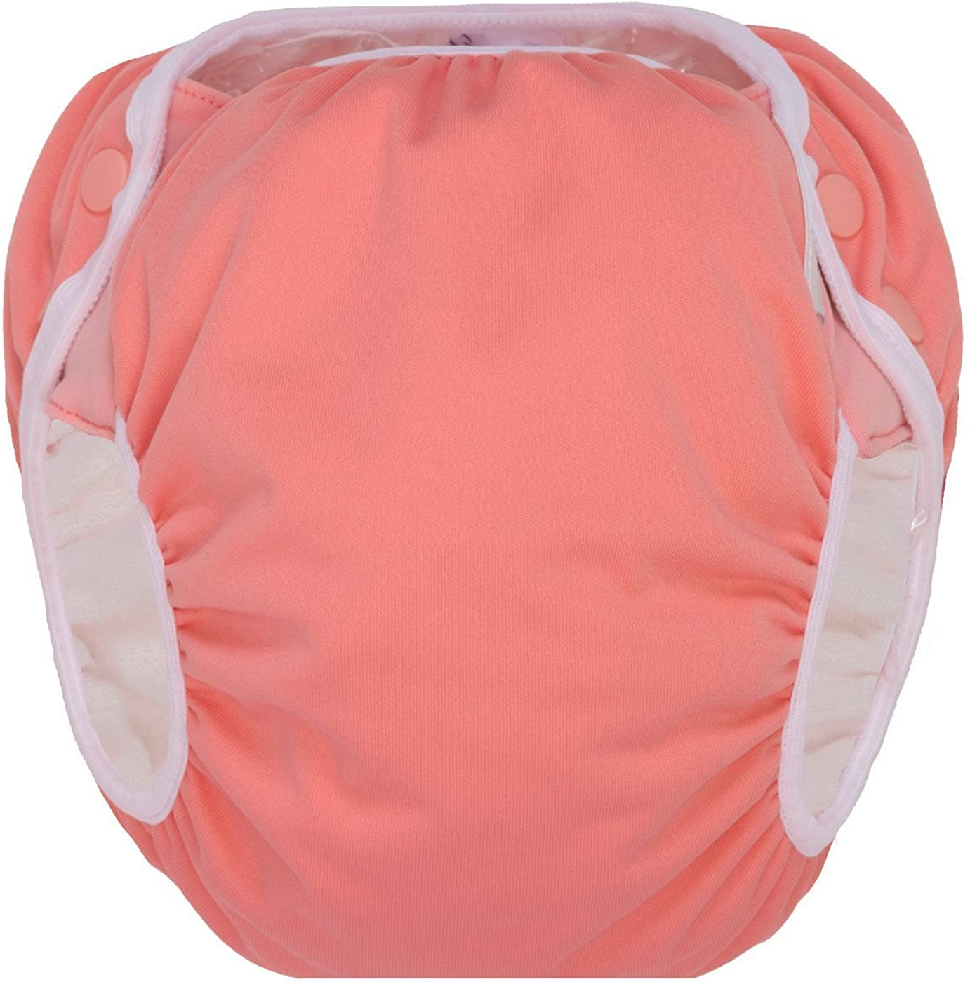 Infant and Toddler GroVia Reusable Waterproof Swim Diaper for Baby
