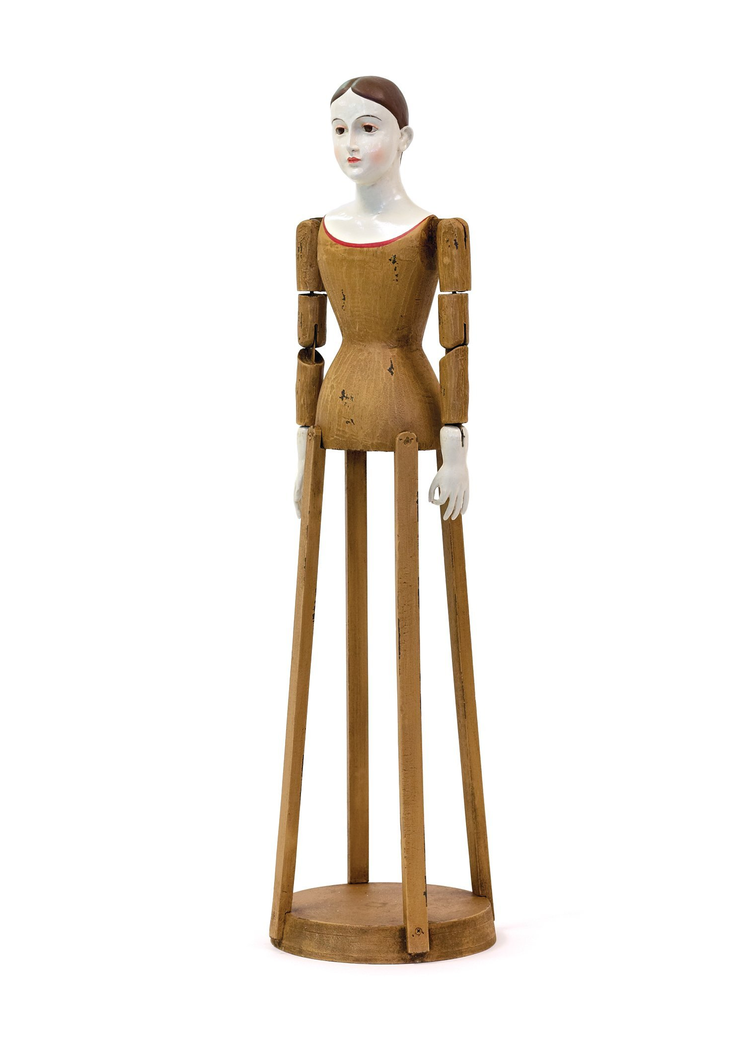 Tan Manikin by Halt Decor
