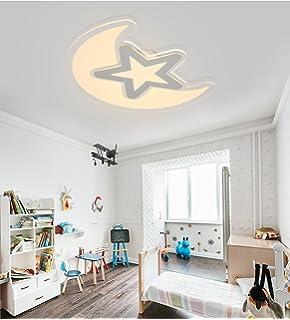 JJ Moderne LED Deckenleuchte Cartoon Kinderzimmer Lampe warm ...
