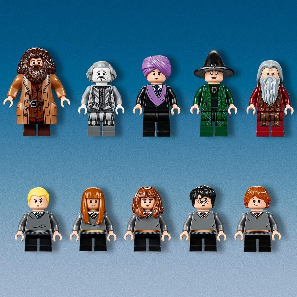 LEGO 75954 Harry Potter Gran Comedor de Hogwarts Juguete de ...