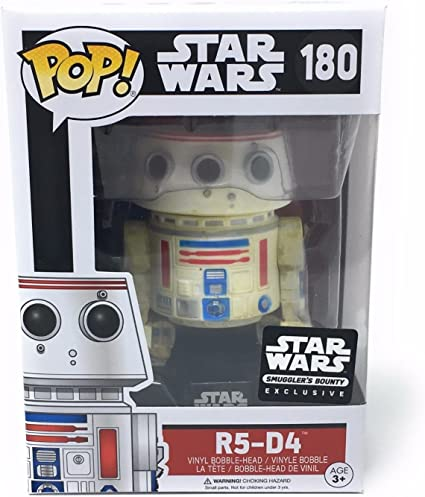 """Exclusivo-Star Wars R2-b1 Vinilo Figura 3,75 /""""Pop Funko Bobble-head"""