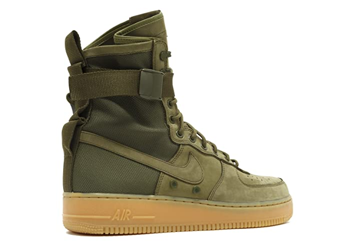 SF AIR Force ONE HIGH 'Special Field Urban Utility' 859202 339 Size 8
