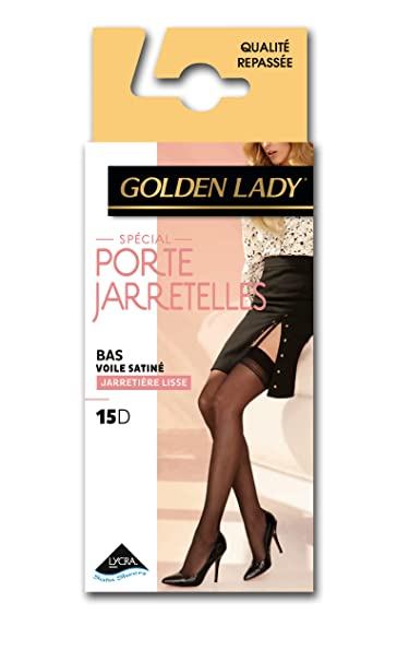 Golden Lady - Medias de licra para mujer, talla 38/40 (S/