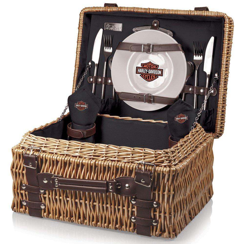Harley-Davidson Picnic Basket