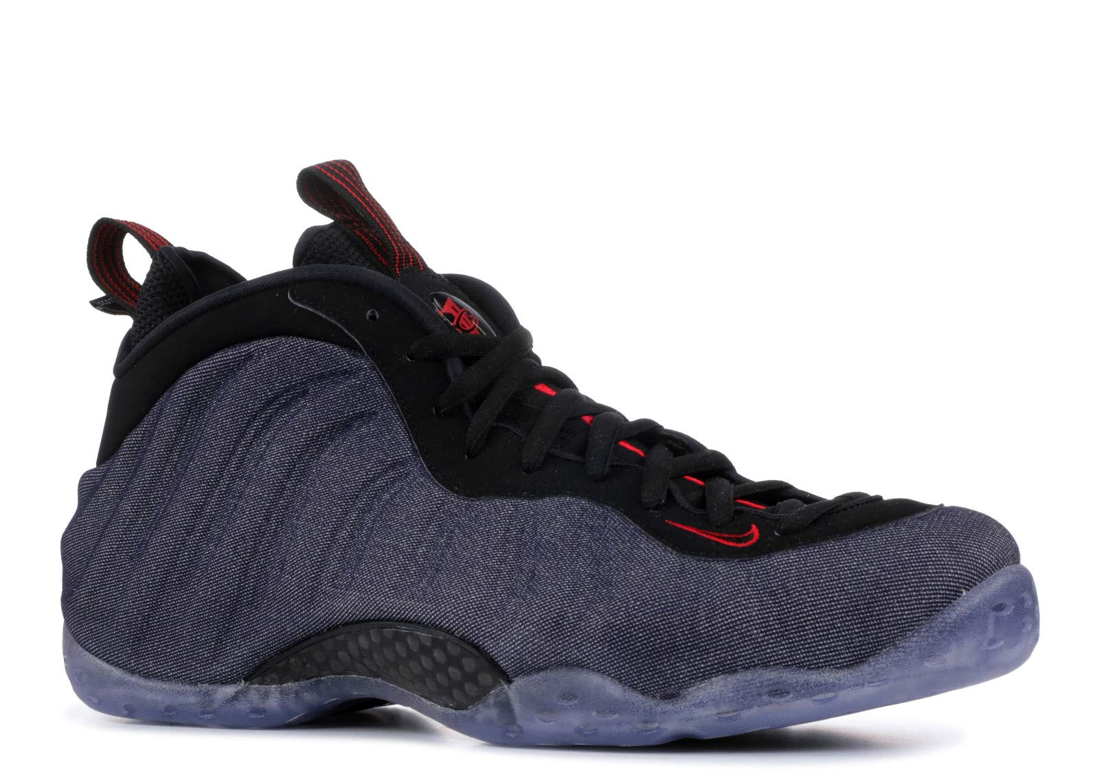 uk availability 16a24 7392d Nike - Air Foamposite One - 314996404 - Color: Black-Navy Blue - Size: 11.5