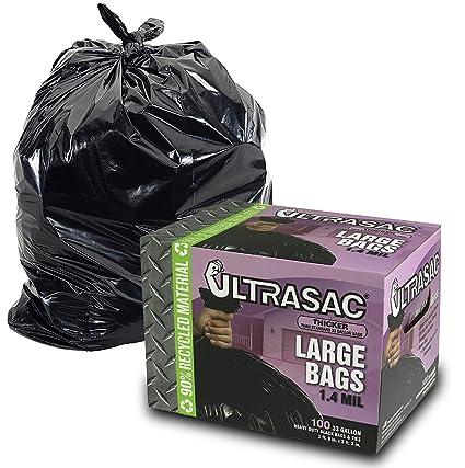 Amazon.com: Bolsas de basura UltraSac de 33 galones ...