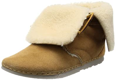 OTZ Shoes Women's Tan OTZ Troop Shearling 36 (US Women's 6.0) ...