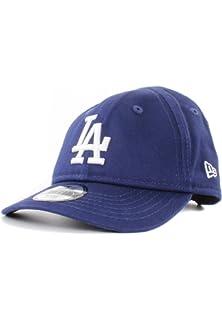 save off 40364 3048f New Era MLB Los Angeles Dodgers Jr Essential 9Forty Elasticback Cap Royal  Infant Seaugling