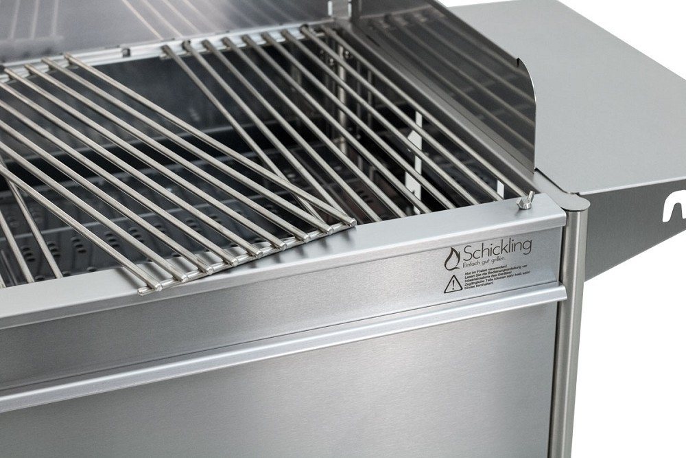 Gas Oder Holzkohlegrill Xl : Xl smoker bbq grill grillwagen barbecue holzkohlegrill lustige