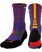 Nike Men's Hyper Elite Cushioned Crew Socks