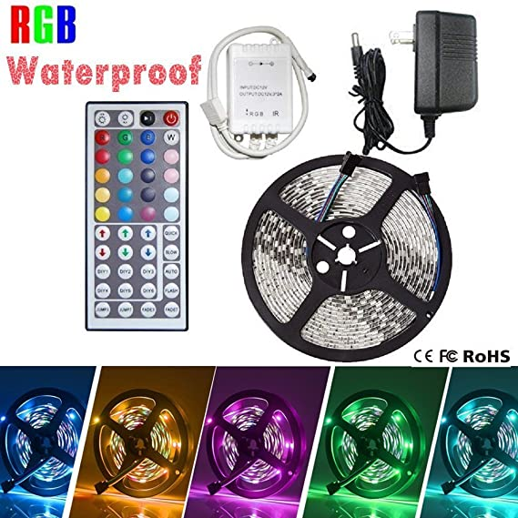 Review Strip Lights, LED Strip