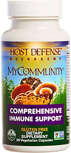 MyCommunity Fungi Perfecti Host Defense 60 Caps