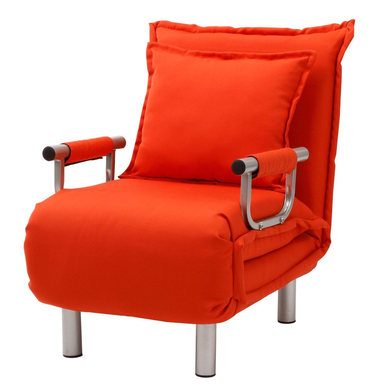 タマリビング コンパクトソファベッド ビータミニ オレンジ 50000461 B00IAGM3HE オレンジ