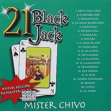 Amazon.com: MISTER CHIVO [21 BLACK JACK NUEVA EDICION ...