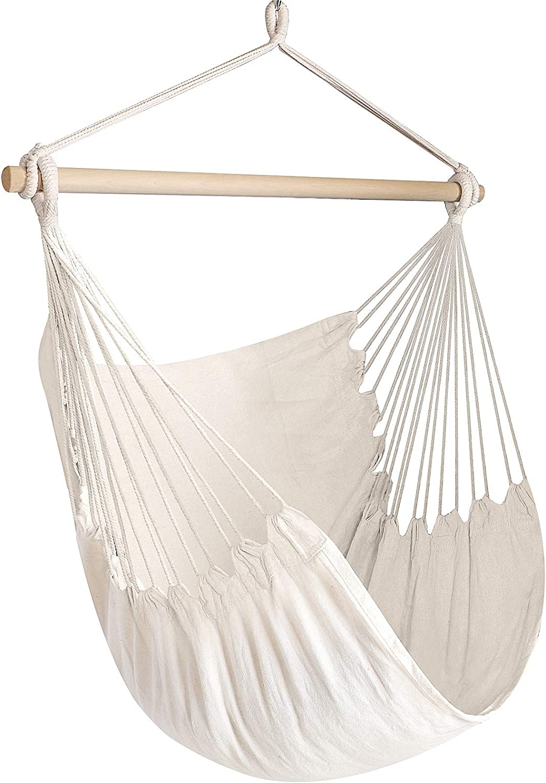 Colgante Que cuelga, Silla de Tela del algodón con alta Durabilidad en Interior