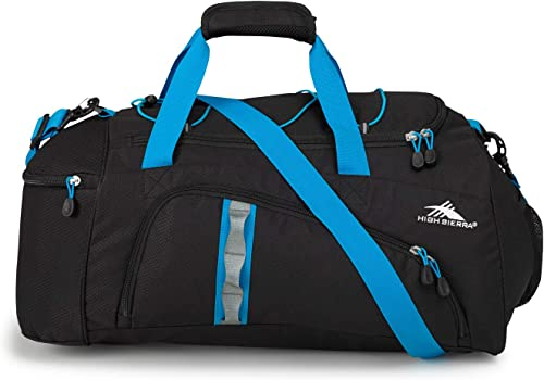High Sierra Crossport 2 Jitter Duffel Bag