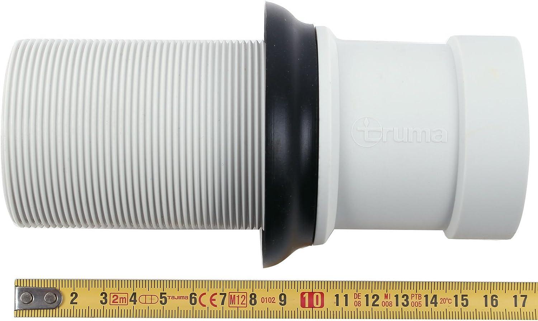 Abgaskamin Truma 65 Mm Grau Sl3002 Für Heizungen Abzugshauben Usw Für Wohnwagen Und Wohnmobil Auto