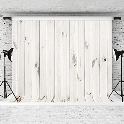 amazon com kate 10x6 5ft white wood backdrop for photography party