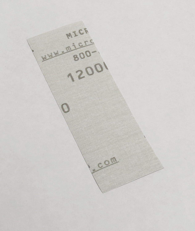 "6 PC FINE Sandpaper WATERPROOF 3""x 5 1//2/"" COMBO 1500//2000//2500//3000//5000//7000"