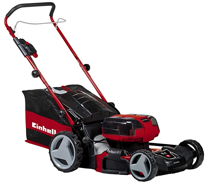 Einhell GE-CM 36/47 HW Li -Cortacesped Inalámbrico Kit Power X ...
