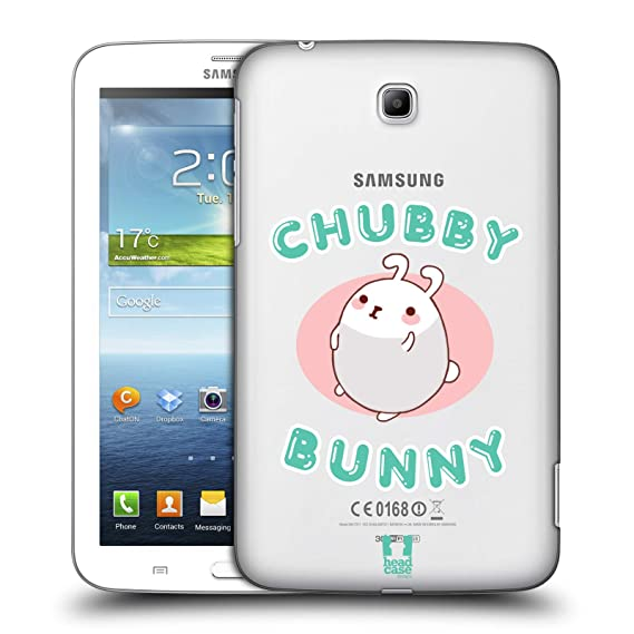 Amazon com: Head Case Designs Marshmallow Chubby Bunny Hard