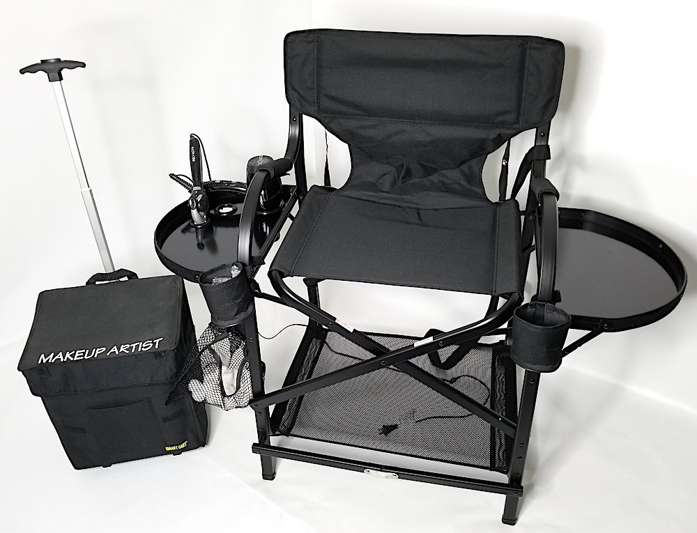 MU2R Unique Tuscany Pro Makeup / Hair Chair New Arrival-high Quality Product--25'' Seat Height