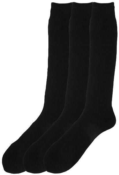 3 pares de para hombre calcetines térmicos largos para hombre, Hombre, color negro, tamaño Talla única: Amazon.es: Ropa y accesorios