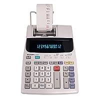 Sharp EL-1801V Two-Color Printing Calculator 2.1 Lines/Sec 4