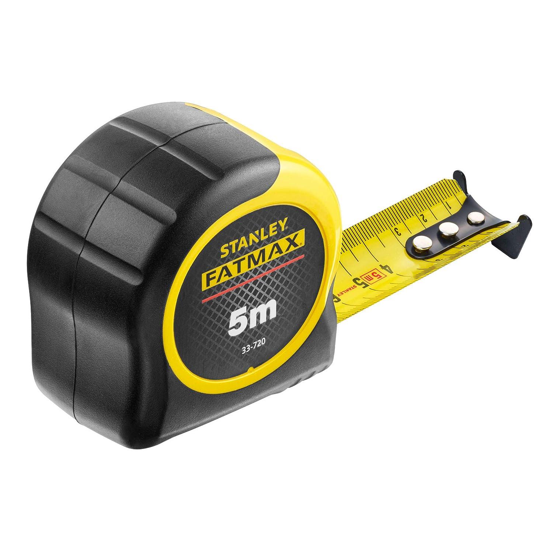 Stanley Tools STA033864 FatMax ® Magnétique BladeArmor ® Tape 5 m Metri Largeur 32 mm