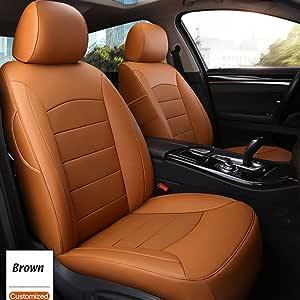 Ford Transit Custom-cuero asiento delantero cubre 2020 en 161
