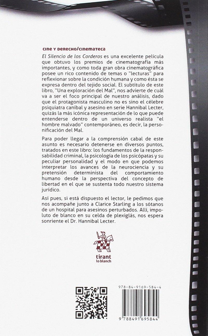 El Silencio de los Corderos. Una Exploración del mal Cine y Derecho: Amazon.es: Garrido Genovés, Vicente: Libros