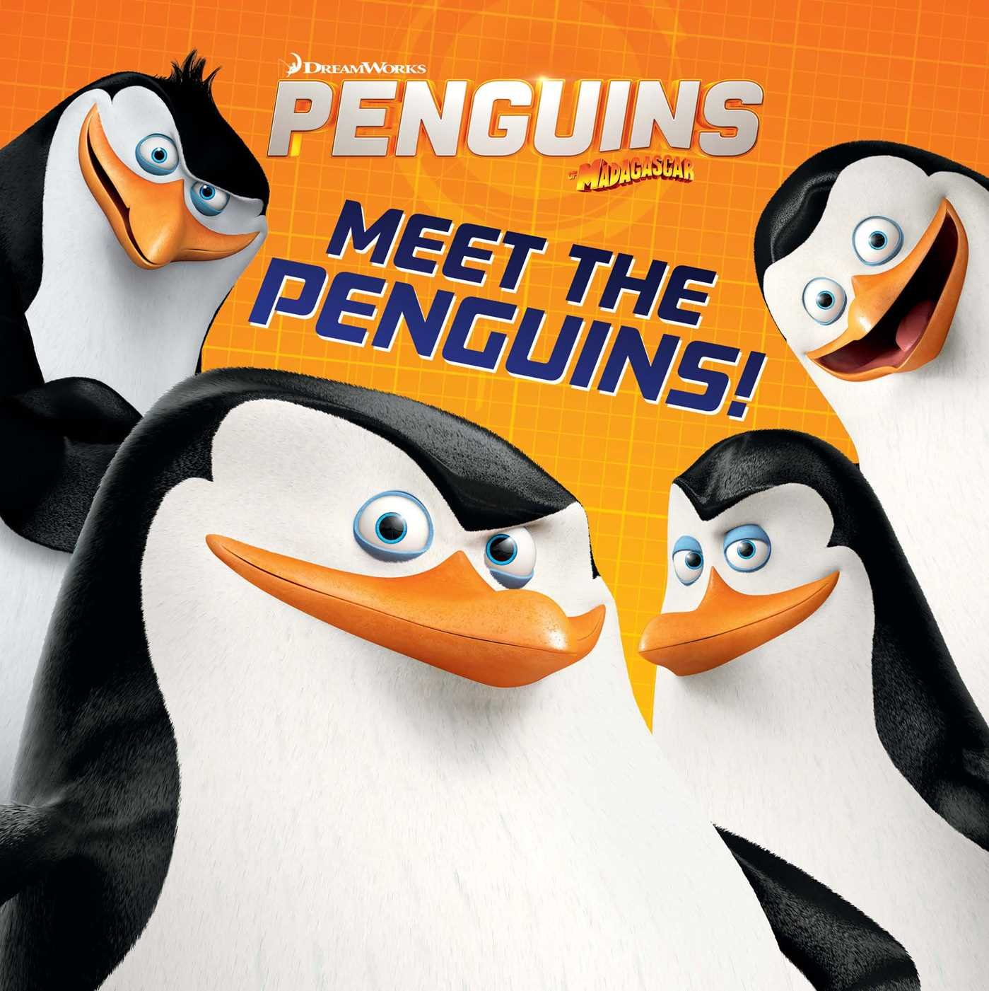 Buy Meet The Penguins Penguins Of Madagascar Book Online At Low Prices In India Meet The Penguins Penguins Of Madagascar Reviews Ratings Amazon In