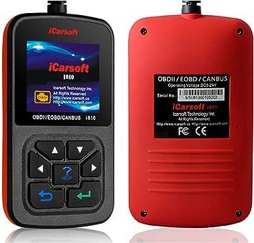 OBDII//EOBD//CAN BUS Auto Engine Diagnostic tool i820