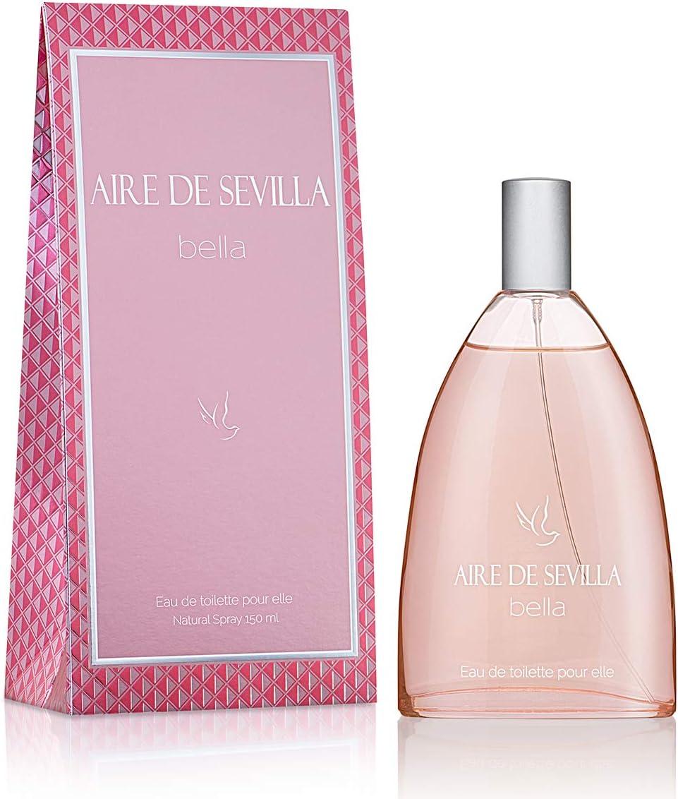 Aire de Sevilla Edición Bella - Eau de Toilette 150 ml: Amazon.es ...
