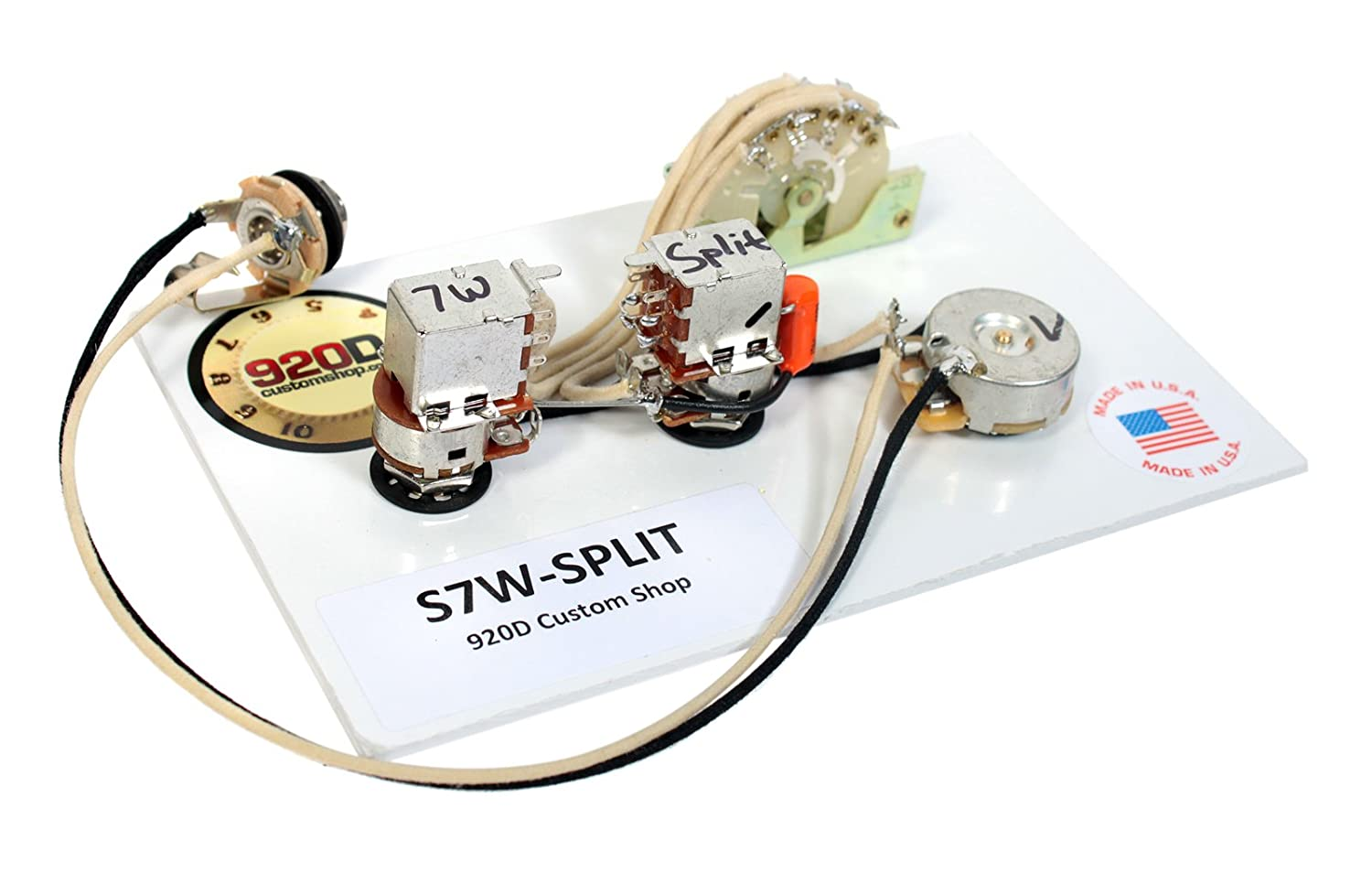 71BW2kCc3gL._SL1500_ amazon com fender strat stratocaster 7 way wiring harness push stratocaster 7 way wiring harness at gsmportal.co