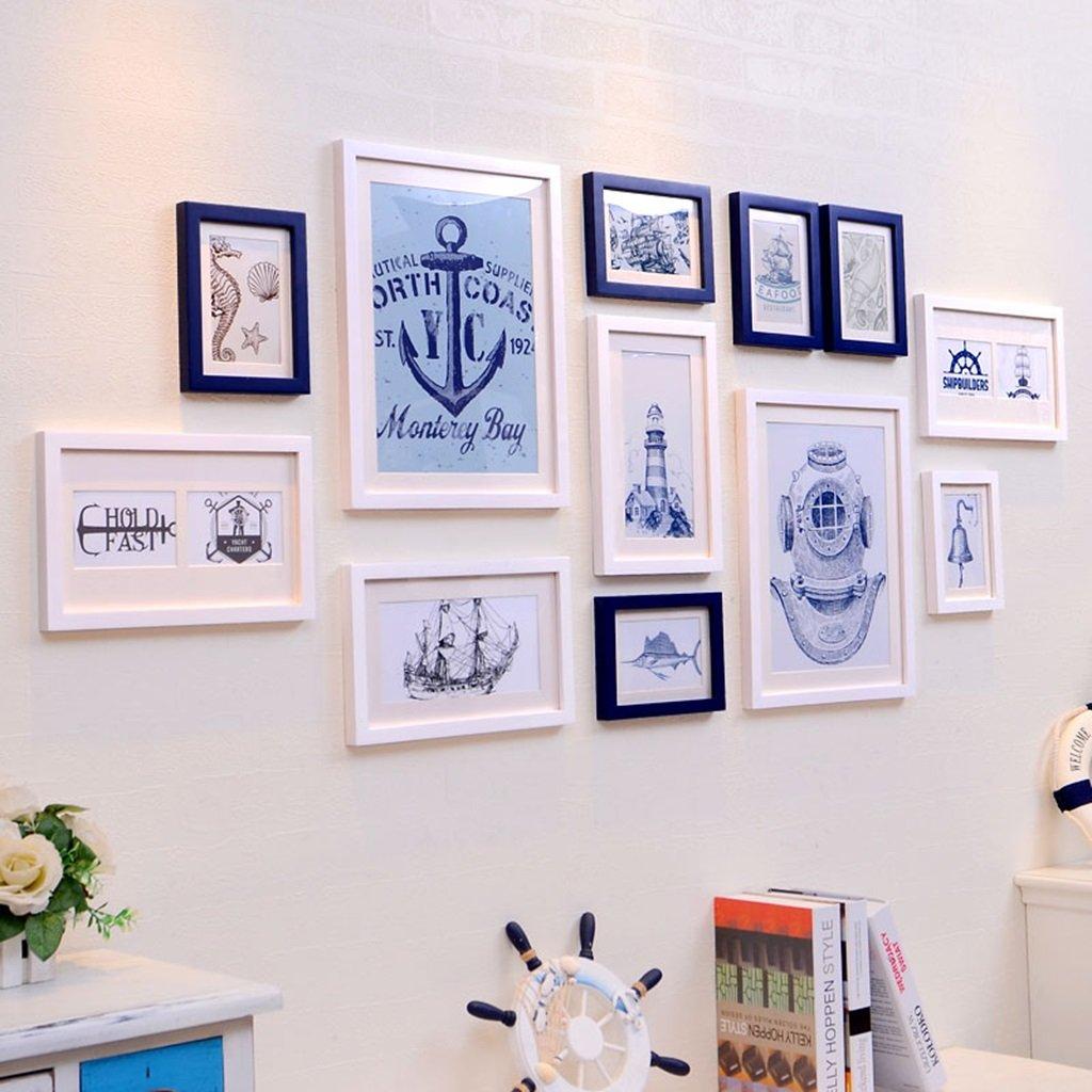 Atemberaubend Kreative Möglichkeiten Ohne Frames Bilder An Der Wand ...