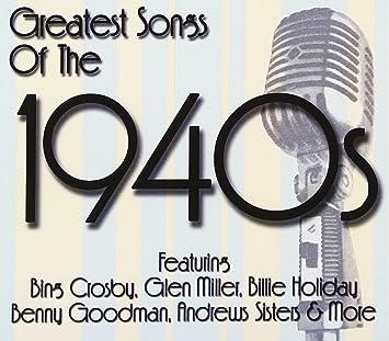 Various, Bing Crosby, Billie Holiday, Glenn Miller, Artie Shaw ...