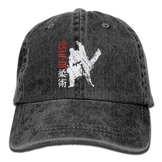44a01a37f684f Enzenon Cowboy Hat Cap For Men Women Brazilian Jiu Jitsu at Amazon Men s  Clothing store