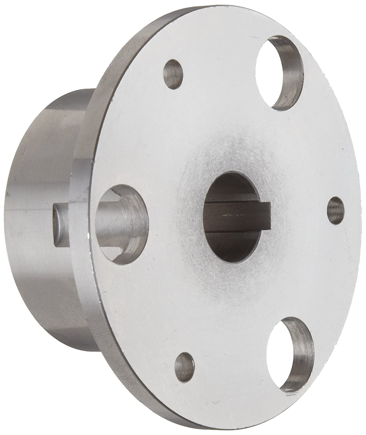 Lovejoy 97641 Size SX132-6 Industrial Coupling Hub Metric 8.97 Overall Coupling Length 5840 Maximum Unbalanced RPM 5.2 OD 10 mm x 3.3 mm Keyway with 2 Setscrew 32.025 mm Bore 9700 in-lbs Nominal Torque