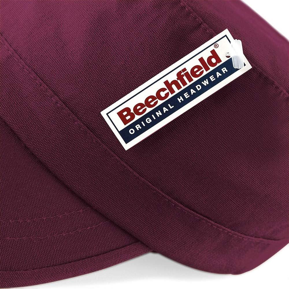 Beechfield Army Cap Olive Green One Size Headwear