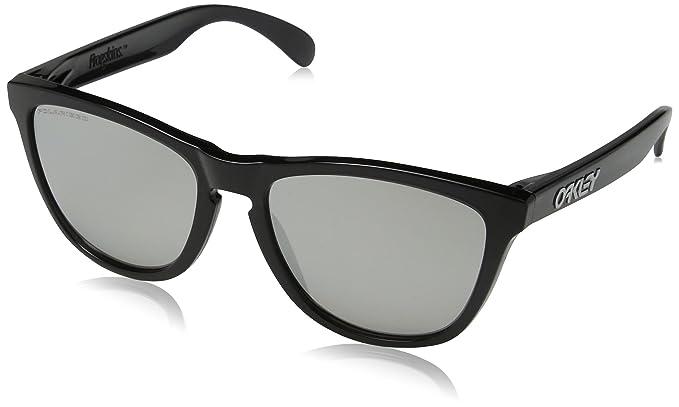 Oakley Sonnenbrille Frogskin Gafas de sol para Hombre: Amazon.es ...