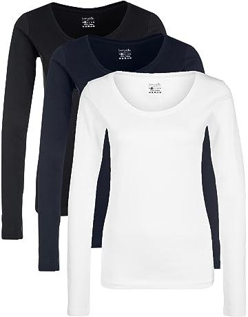 T Shirts Et Tops Femme Sur Amazon Fr