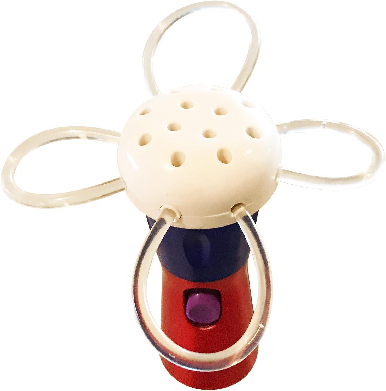 Amazing LED cortavientos, varita mágica, juguete de molinillo de ...