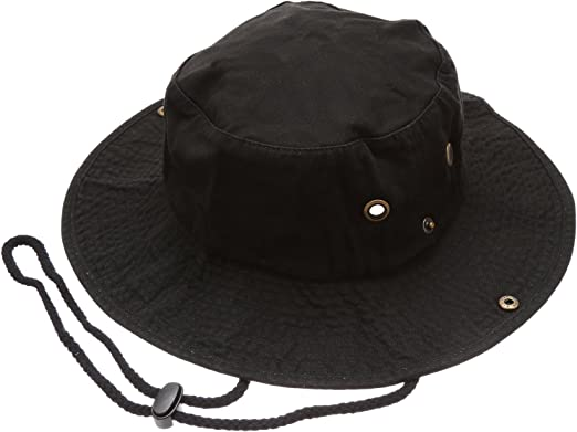 New Unisex Bucket Hat Boonie Hunting Fishing Outdoor Cap Wide Brim Military