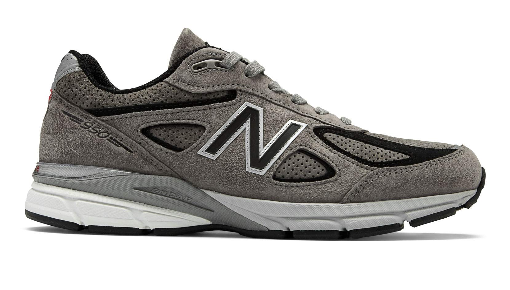 sports shoes f2e88 8a6d1 New Balance Men's Running 990V4 Grey Size 13