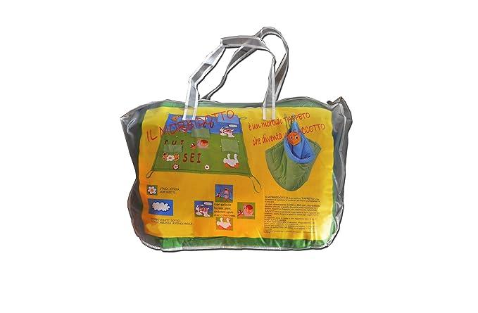 Tappeto Morbidotto : Il morbidotto gioco tappeto per bambini cm amazon