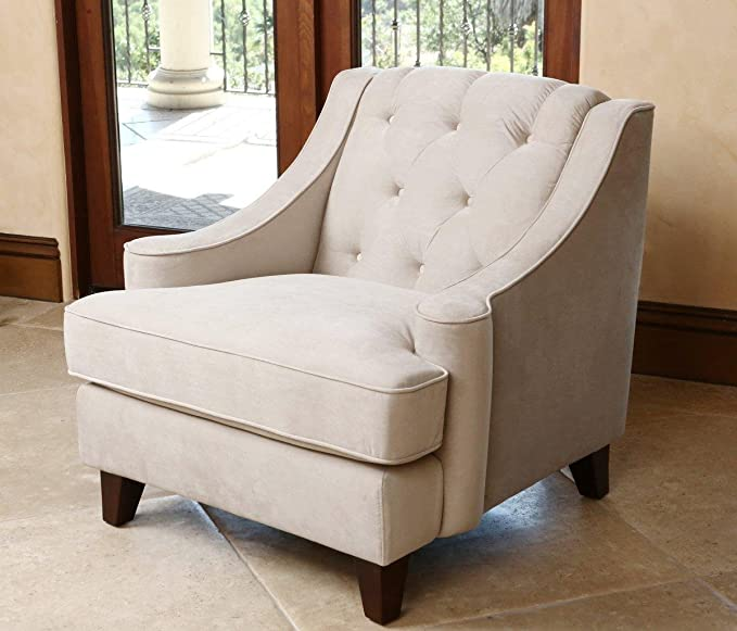 Amazon.com: Abbyson Living Emily Tufted Sillón en color ...