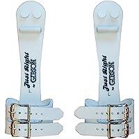 Gibson Athletic - Empuñaduras para Barra de Doble Hebilla para Mujer