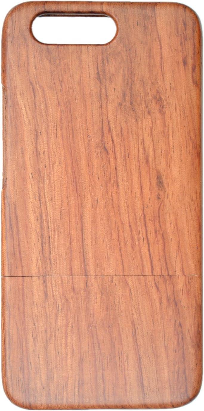 Fabriqué à la Main en Bois/Bambou Naturel Housse/Étui RoseFlower ...